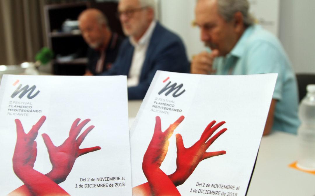 Rueda de Prensa: Festival Flamenco Mediterráneo