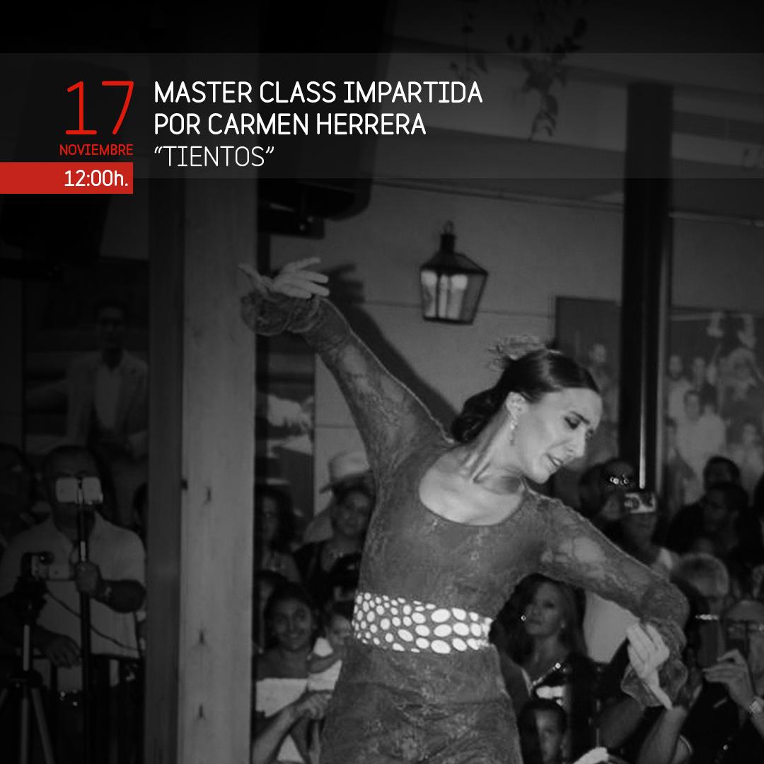 MASTER CLASS CARMEN HERRERA