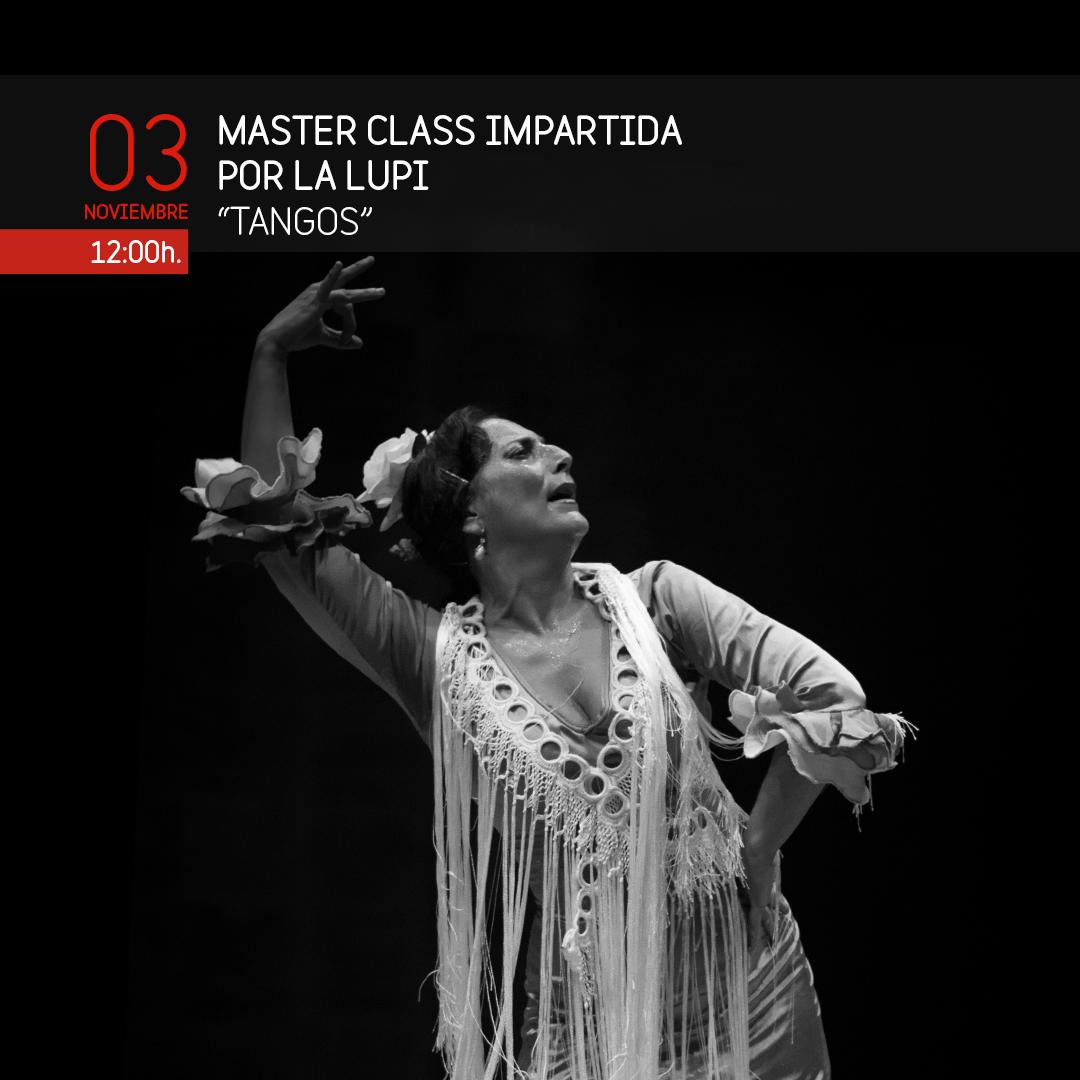 MASTER CLASS LA LUPI