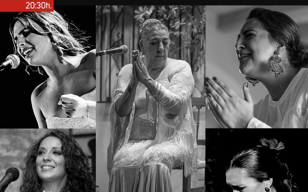 """Éxito de """"Mujeres en Flamenco"""" en Alicante"""